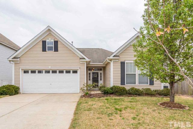 345 Stobhill Lane, Holly Springs, NC 27540 (#2184585) :: Raleigh Cary Realty