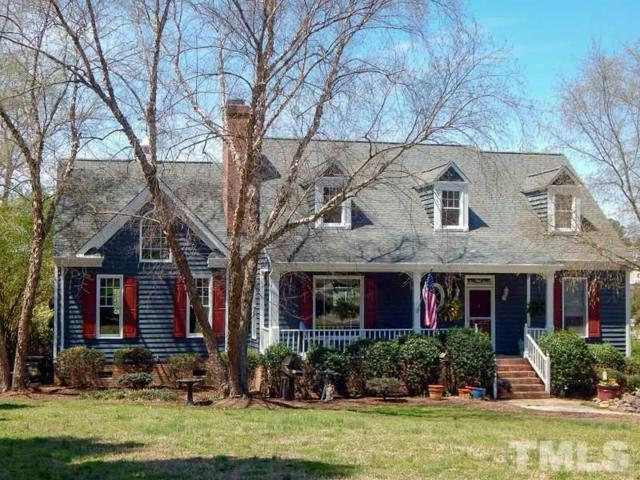1517 Clark Farm Road, Apex, NC 27502 (#2184604) :: The Jim Allen Group