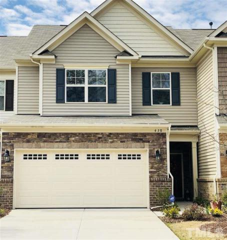 438 Manchester Park Lane, Morrisville, NC 27560 (#2184620) :: Raleigh Cary Realty