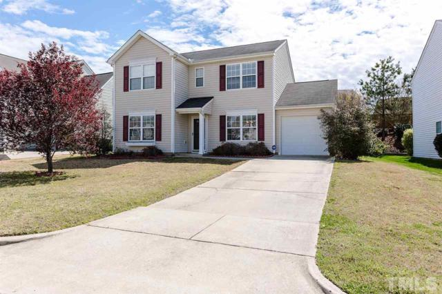 313 Downing Glen Drive, Morrisville, NC 27560 (#2184626) :: The Jim Allen Group