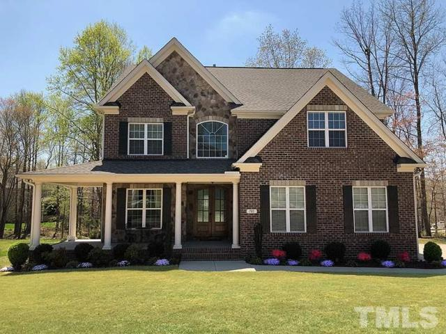 701 Opposition Way, Wake Forest, NC 27587 (#2184632) :: The Perry Group