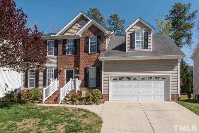 2111 Frissell Avenue, Apex, NC 27502 (#2184634) :: The Abshure Realty Group
