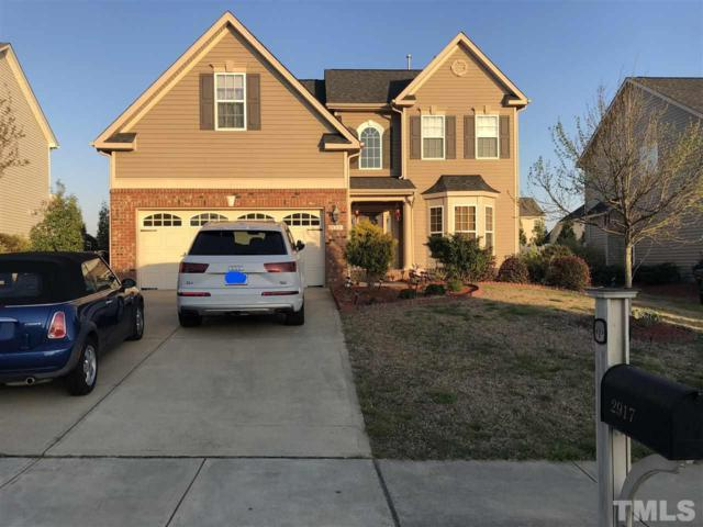 2917 Homebrook Lane, Morrisville, NC 27560 (#2184639) :: Better Homes & Gardens | Go Realty