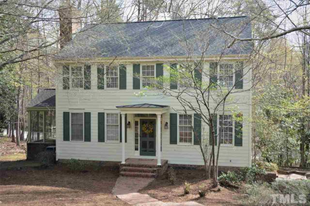 105 Eastridge Place, Chapel Hill, NC 27516 (#2184646) :: Raleigh Cary Realty