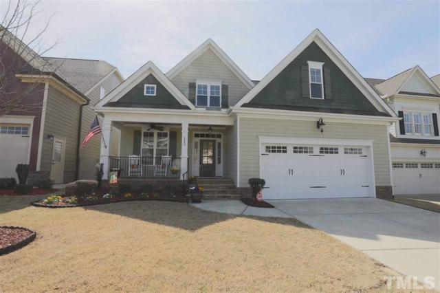 112 Bancroft Brook Drive, Cary, NC 27519 (#2184665) :: The Jim Allen Group
