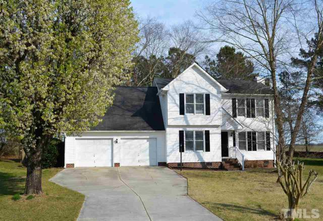 207 Windsor Drive, Angier, NC 27501 (#2184675) :: The Jim Allen Group