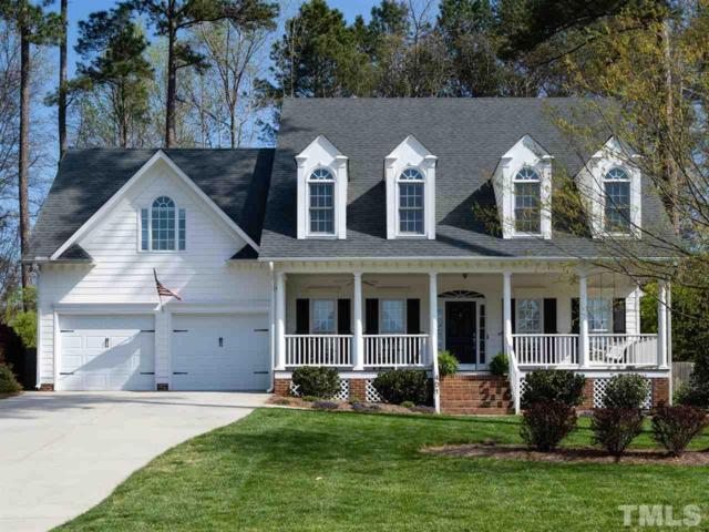 401 Wescott Ridge Drive, Holly Springs, NC 27540 (#2184714) :: Rachel Kendall Team, LLC
