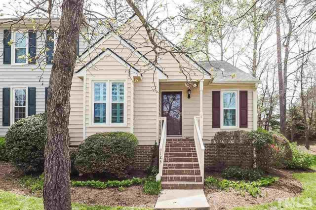 123 Heatherwood Drive, Apex, NC 27502 (#2184716) :: Rachel Kendall Team, LLC