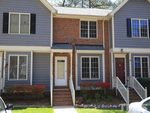 110 Winners Circle, Cary, NC 27511 (#2184721) :: Raleigh Cary Realty