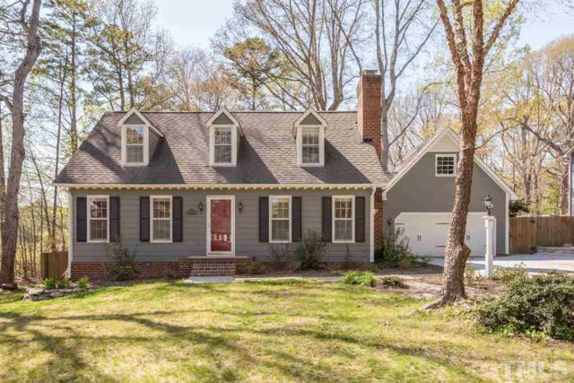 8805 Woodstone Drive, Raleigh, NC 27615 (#2184738) :: The Jim Allen Group