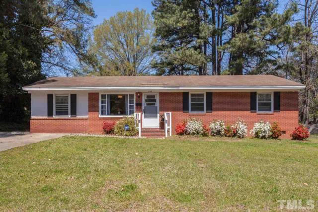 804 Lakeside Drive, Garner, NC 27529 (#2184739) :: Raleigh Cary Realty