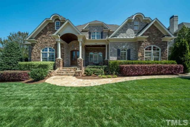 124 Highclere Lane, Cary, NC 27518 (#2184787) :: The Abshure Realty Group