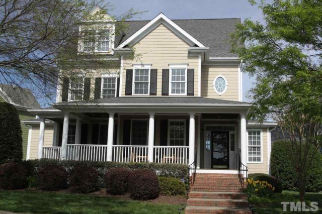 403 Highgrove Drive, Chapel Hill, NC 27516 (#2184791) :: Rachel Kendall Team, LLC