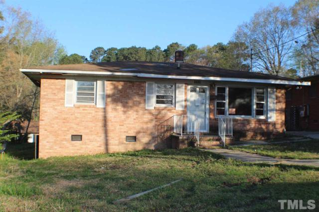 2920 S Roxboro Street, Durham, NC 27707 (#2184796) :: The Jim Allen Group