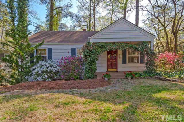 1000 Canterbury Road, Raleigh, NC 27607 (#2184862) :: The Jim Allen Group