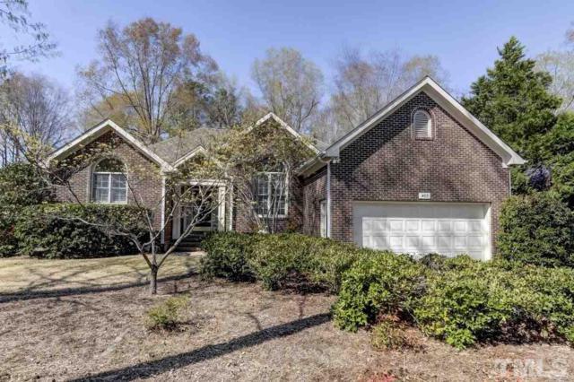 407 Lancaster Drive, Chapel Hill, NC 27517 (#2184881) :: The Jim Allen Group