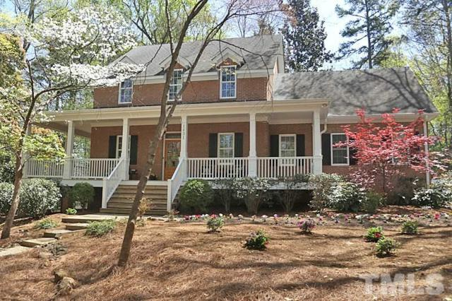1431 Arboretum Drive, Chapel Hill, NC 27517 (#2184904) :: The Jim Allen Group