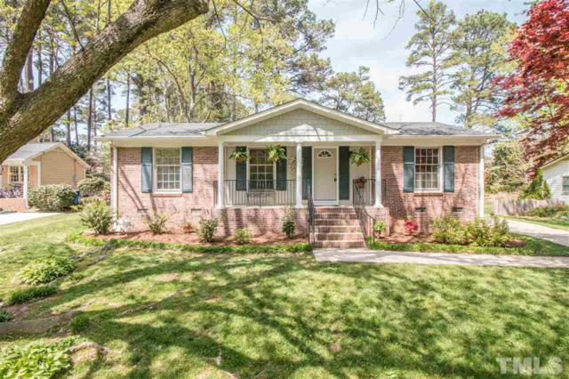 5012 Stonehill Drive, Raleigh, NC 27609 (#2184931) :: Raleigh Cary Realty