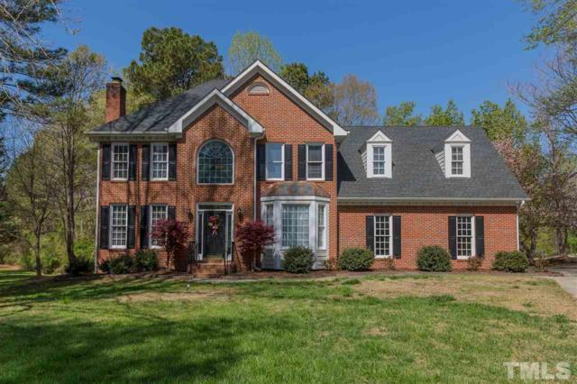 5436 Shoreline Court, Holly Springs, NC 27540 (#2184941) :: Raleigh Cary Realty