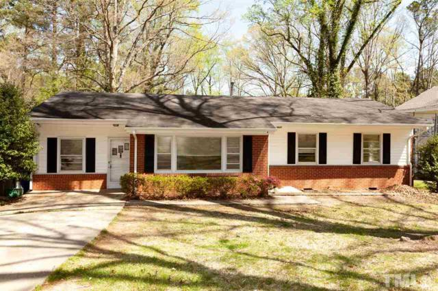 341 Meredith Street, Raleigh, NC 27606 (#2184958) :: The Jim Allen Group