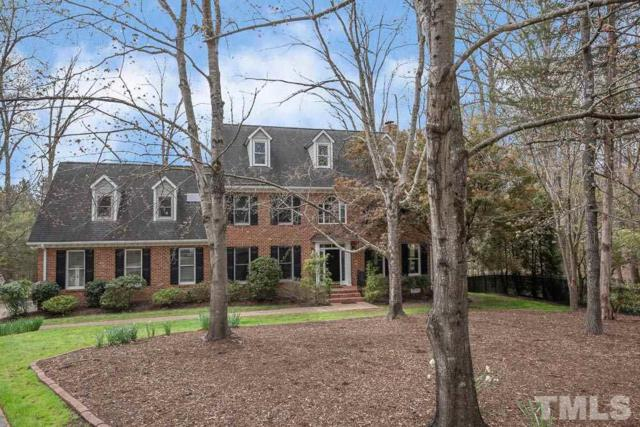 113 Wicklow Place, Chapel Hill, NC 27517 (#2184980) :: M&J Realty Group