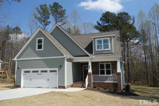 180 Beaver Dam Drive, Youngsville, NC 27596 (#2185001) :: M&J Realty Group