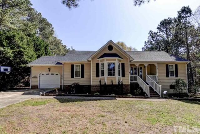 2105 Pine Knoll Drive, Clayton, NC 27520 (#2185010) :: The Jim Allen Group
