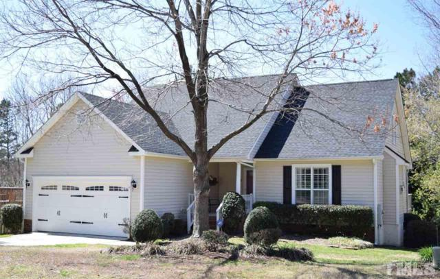 603 N Coalport Drive, Apex, NC 27502 (#2185083) :: Raleigh Cary Realty