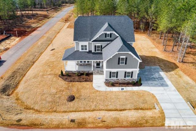 24 Adcock Road, Holly Springs, NC 27540 (#2185084) :: The Perry Group