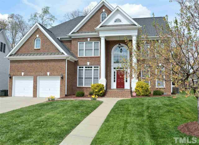 417 Peaslake Court, Rolesville, NC 27571 (#2185143) :: The Jim Allen Group