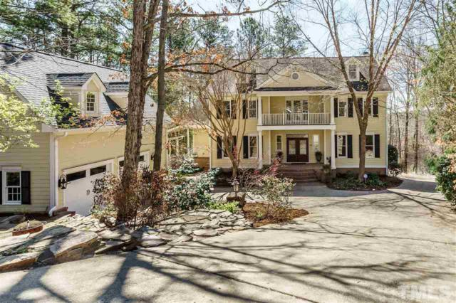 105 Overlook Point, Chapel Hill, NC 27514 (#2185144) :: The Jim Allen Group