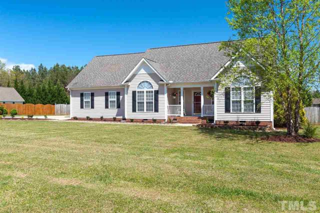 338 Cedar Creek Drive, Wendell, NC 27591 (#2185238) :: RE/MAX Real Estate Service