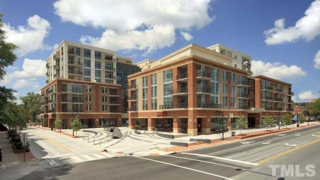 140 W Franklin Street #412, Chapel Hill, NC 27516 (#2185313) :: The Jim Allen Group