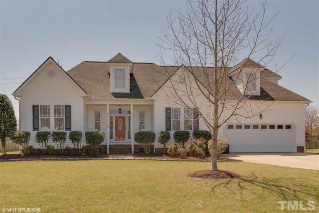 5016 Swordfish Drive, Raleigh, NC 27603 (#2185327) :: The Jim Allen Group