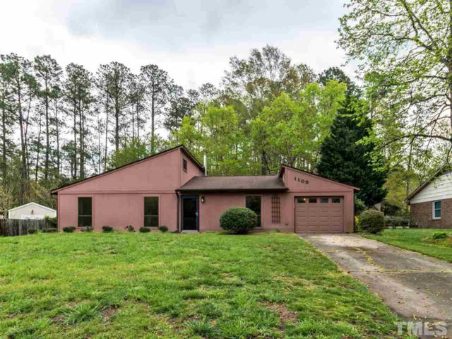 1105 Broadford Drive, Cary, NC 27511 (#2185340) :: Raleigh Cary Realty