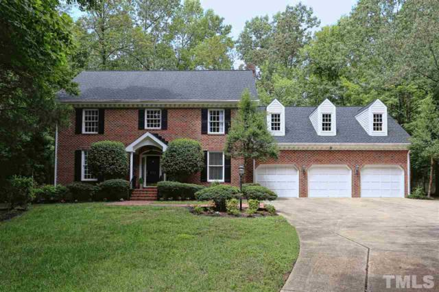 824 Pinehurst Drive, Chapel Hill, NC 27517 (#2185348) :: M&J Realty Group