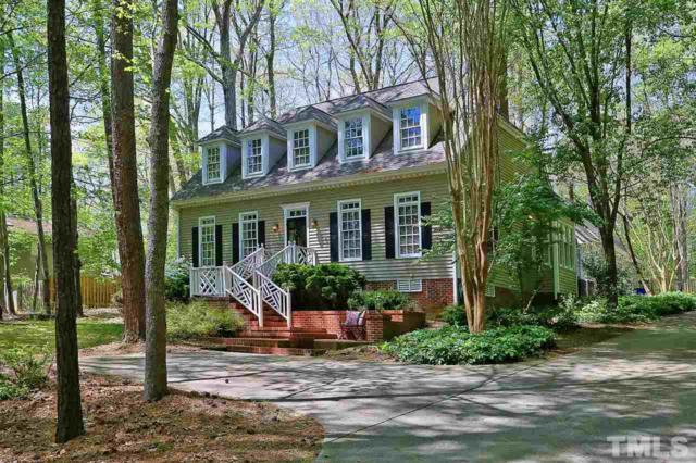 12 Wedgewood Road, Chapel Hill, NC 27514 (#2185350) :: The Perry Group