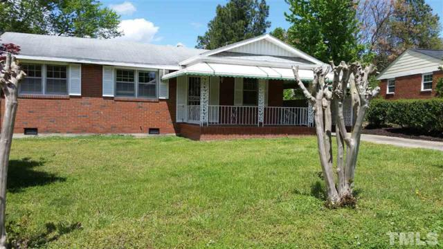 709 Fitzgerald Drive, Raleigh, NC 27610 (#2185371) :: The Jim Allen Group