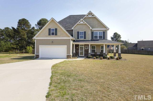 260 Bella Howington Drive, Lillington, NC 27546 (#2185406) :: Raleigh Cary Realty