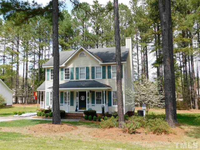 341 Caroline Drive, Wendell, NC 27591 (#2185481) :: The Abshure Realty Group
