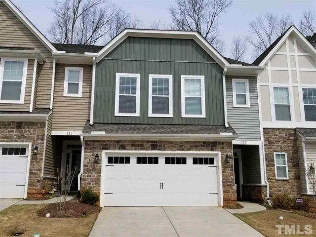 109 Wards Ridge Drive, Cary, NC 27513 (#2185490) :: Rachel Kendall Team, LLC