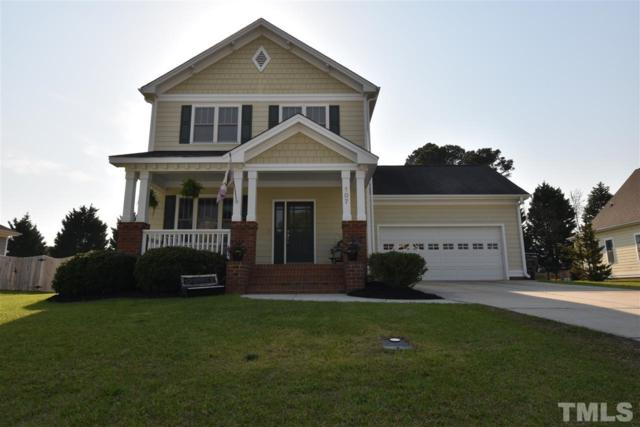 107 Kintyre Drive, Clayton, NC 27520 (#2185497) :: Raleigh Cary Realty