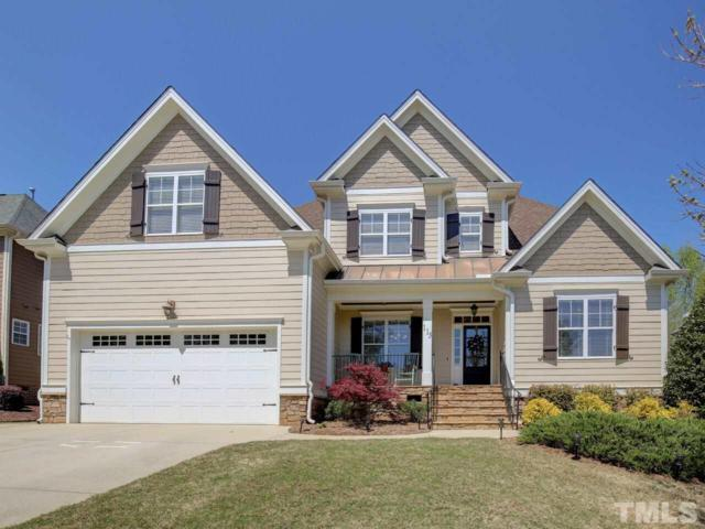 113 Eden Glen Lane, Holly Springs, NC 27540 (#2185510) :: Better Homes & Gardens | Go Realty