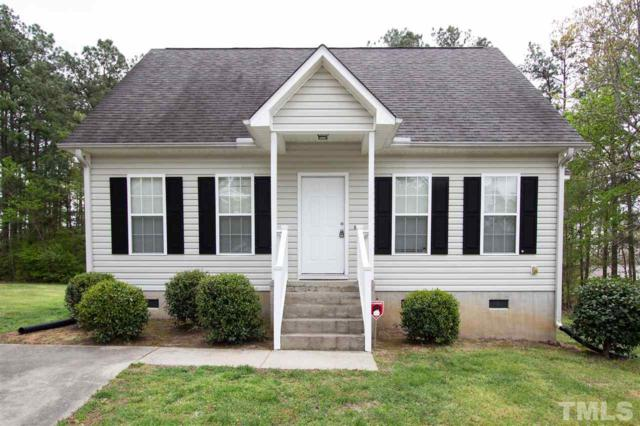 103 Hickory Glen Lane, Durham, NC 27703 (#2185543) :: The Jim Allen Group