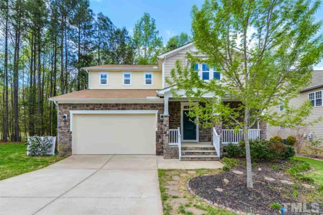 1304 Barnford Mill Road, Wake Forest, NC 27587 (#2185545) :: The Jim Allen Group