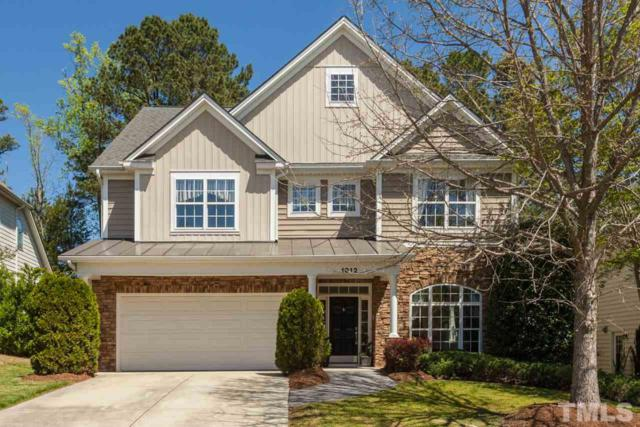 1012 Winterborne Drive, Cary, NC 27519 (#2185551) :: The Jim Allen Group