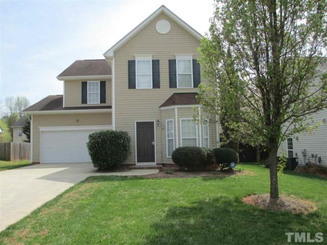 407 Sunland Drive, Mebane, NC 27302 (#2185557) :: The Jim Allen Group
