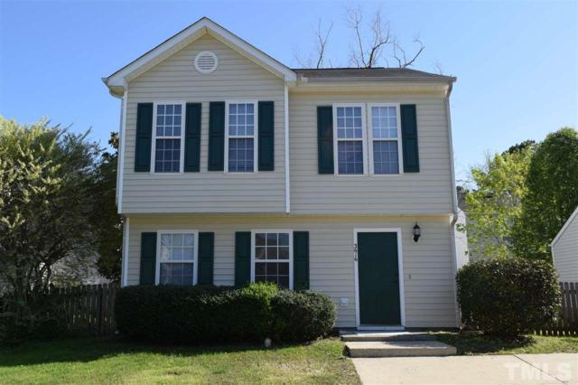 3616 Sana Court, Durham, NC 27713 (#2185569) :: The Abshure Realty Group