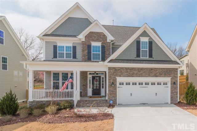 1516 Braden Overlook Court, Apex, NC 27502 (#2185586) :: The Jim Allen Group