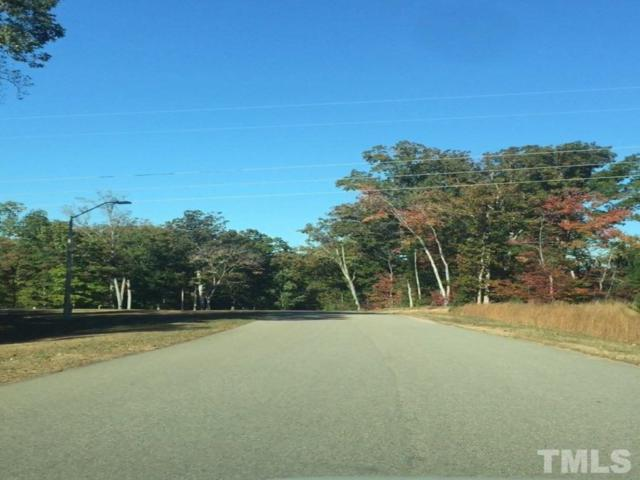 Lot 2 Greenwich Drive, Sanford, NC 27330 (#2185610) :: Raleigh Cary Realty